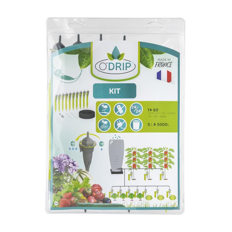 Arroseur O'Drip x10 plastique 388218