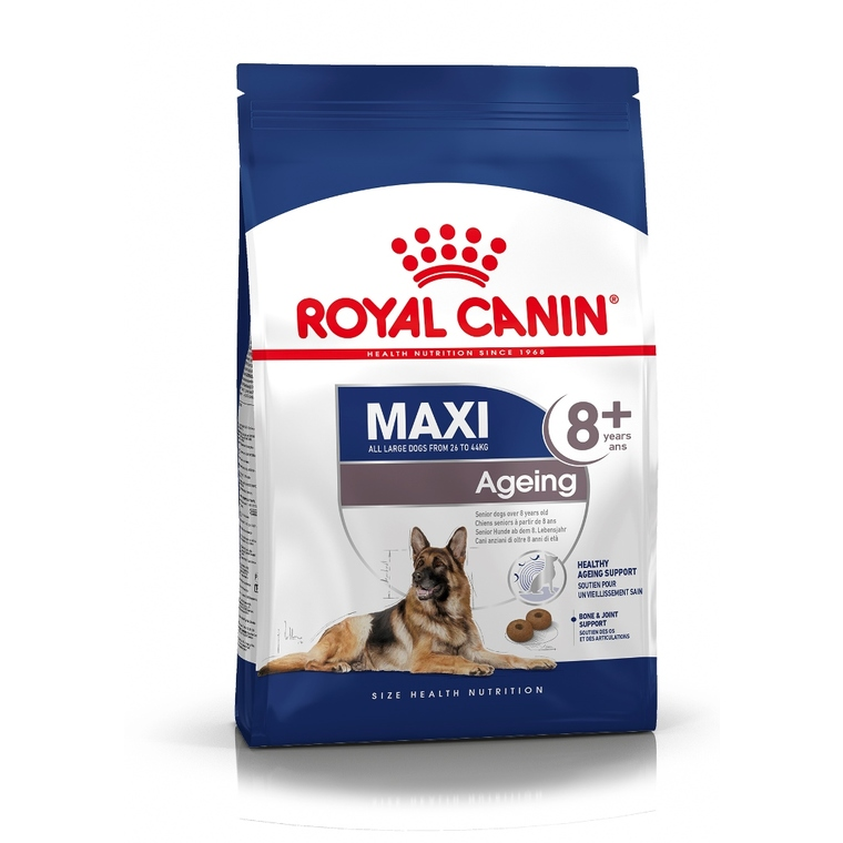Croquettes Royal Canin Maxi Ageing8+ 3 kg