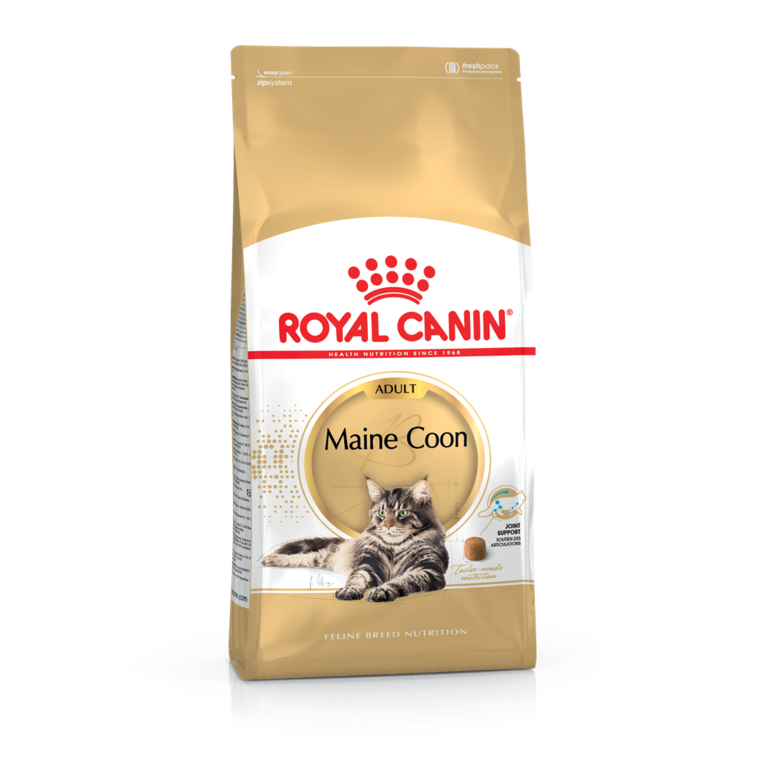 Croquette chat 2kg Maine Coon Royal Canin