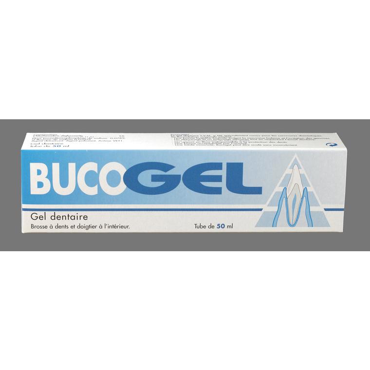 Gel dentaire pour chien et chat Bucogel - 50 ml 394338
