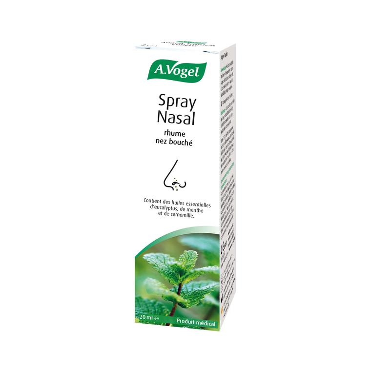 Spray nasal vogel en flacon de 20 ml 395598