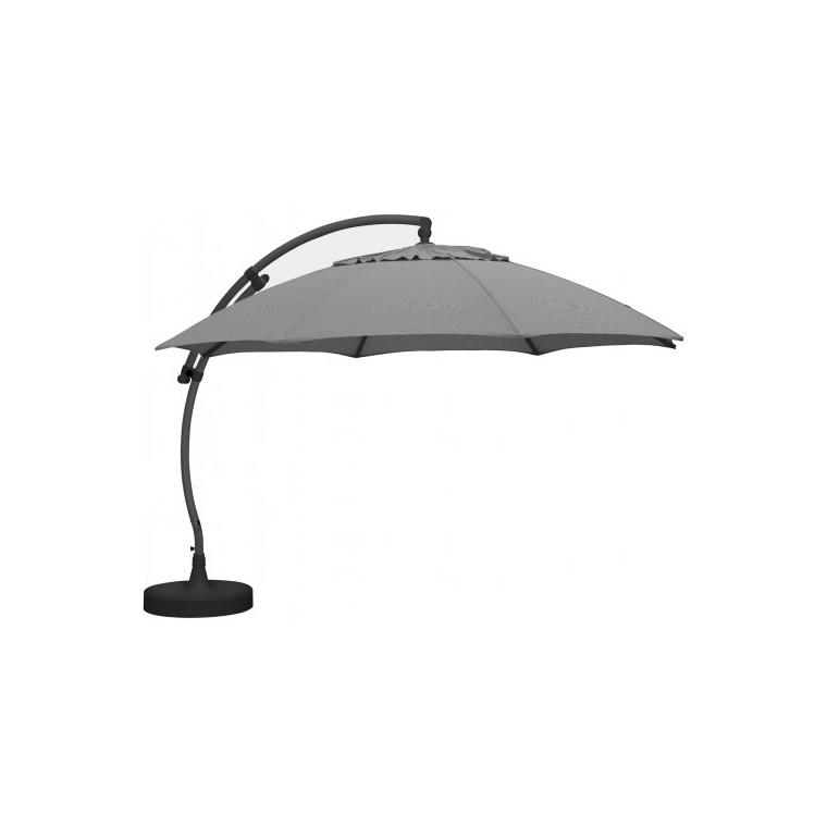 Kit Easy Sun parasol déporté Ø 375 cm Titanium 396906
