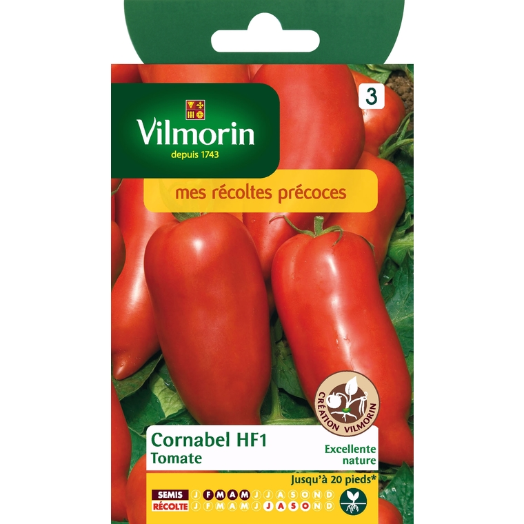 Tomate cornabel 39776