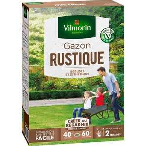 Gazon rustique Vilmorin 1 kg 400192
