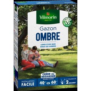 Gazon gamme ombre Vilmorin 1 kg 400221