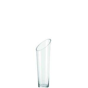 Vase ouvert Dynamic verre Ø12,5xH40 cm 630613