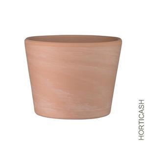 Cache-pot nature terre cuite Ø16xH15 cm 400281