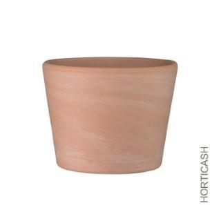 Cache-pot nature terre cuite Ø18xH17 cm 400282