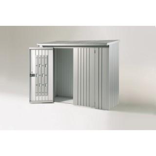 Kit de portes pour WS 230 argent métallique 400367