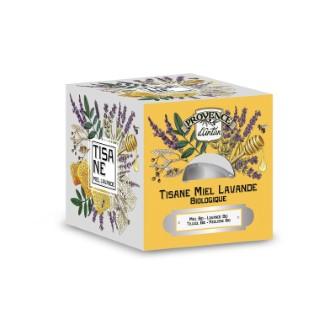 Recharge de tisane au miel et à la lavande bio 36 g 402216