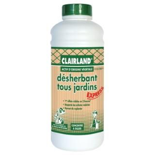 Désherbant pour tous jardins Clairland - 910 ml 402444