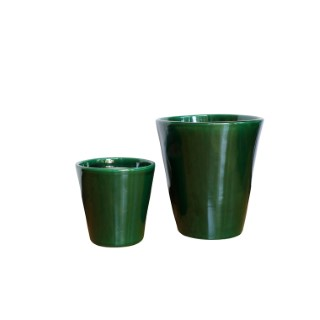 Pot vert gamme odyssée Ø 23 cm 402689