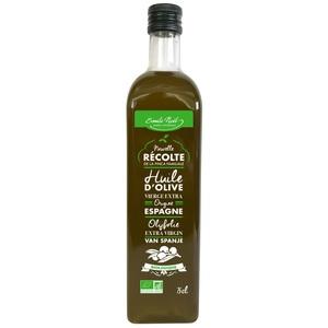 Huile d'olive nouvelle récolte 2020 en bouteille de 75 cl 404626