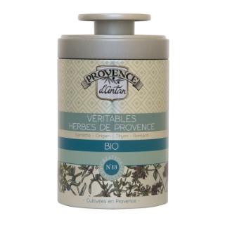 Mélange de véritables herbes originaires de Provence bio 25 g 404781