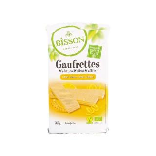 Gaufrettes au citron en sachet de 190 g 404999