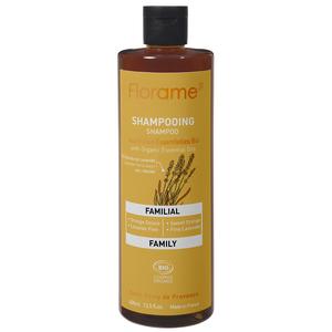 Shampoing Familial bio flacon 400 ml jaune 405054