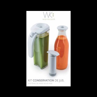 Kit de conservation de jus 405549
