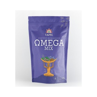 Mix oméga 3 bio en paquet bleu de 250 g 405617