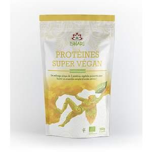 Protéines super vegan bio de 250 g 405630