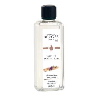 Parfum douceur suédée en flacon de 500 ml 405778