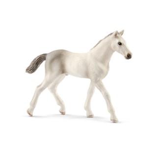 Figurine Poulain Holstein Série Horse club 9,8x2,2x7,8 cm 405831