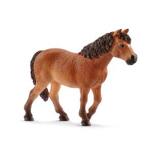 Figurine Ponette race Dartmoor Série Animaux de la ferme 11x3x7,9 cm 405848