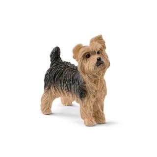 Figurine Yorkshire Terrier Série Animaux de la ferme 3,5x1,7x3,6 cm 405851