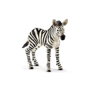 Figurine Zébreau Série Animaux sauvages 7,6x2,2x7 cm 405871