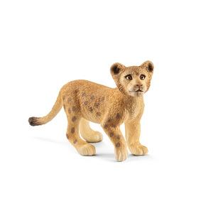 Figurine Lionceau Série Animaux sauvages 7,5x2,7x4,4 cm 405873