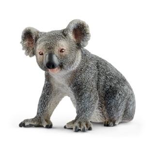 Figurine Koala Série Animaux sauvages 5x3,5x4,2 cm 405875