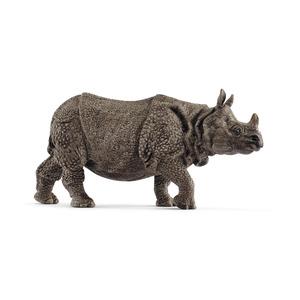 Figurine Rhinocéros Série Animaux sauvages 13,9x4,4x6,7 cm 405876