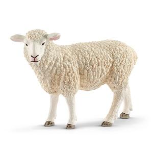 Figurine Mouton plastique 8 x 3 x 7 cm à partir de 5 ans 607206