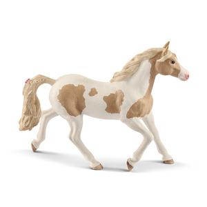 Figurine Jument Paint Horse plastique13.8x3.7x10,8 cm à partir de 5 ans 607208