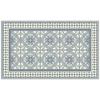 Paillasson paradou petit format pour intérieur 97 x 58 cm 406133