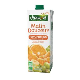 Pur jus bio Matin Douceur - 1 L 406209