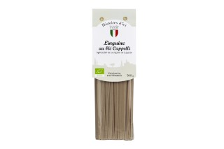 Linguine au blé Cappelli Bio - 500 g 406428