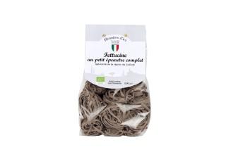 Fettuccine au petit épeautre intégrale Bio - 500 g 406430