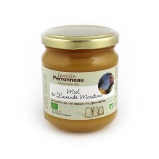 Miel de lavande bio - pot en verre de 250 g 406806