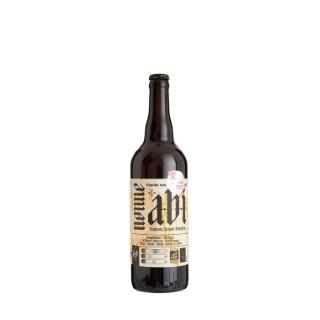 Bière Nonne Abi Bio en bouteille de 75 cl 406921
