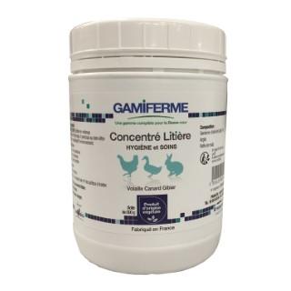 Concentré Litière en pot blanc de 500 g 407032