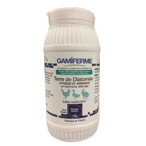 Terre de Diatomée en boîte poudreuse blanche pour rongeurs de 150 g 407034