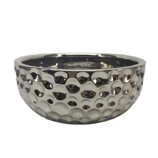 Écuelle en céramique argentée 1,6 L 407126
