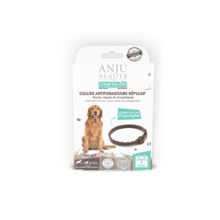 Collier insectifuge pour chien de taille moyenne 60 cm 407132