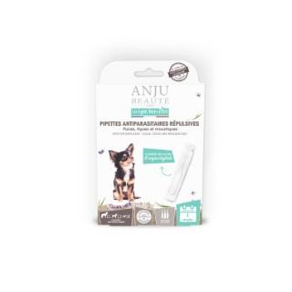 Pipette insectifuge pour petit chien x 3 407135