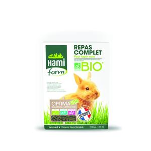 Repas complet bio pour lapin nain 900 g 407210