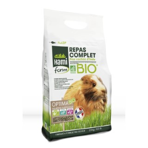 Premium optima bio pour cochon d'Inde 2,5 kg 407216