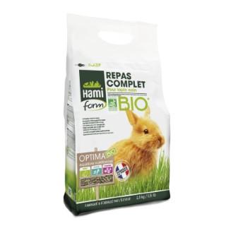 Premium optima bio pour lapin 2,5 kg 407217