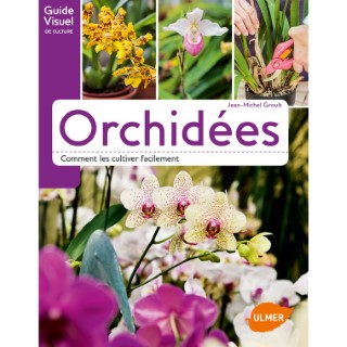 Orchidées 120 pages Éditions Eugen ULMER 407925