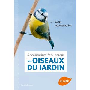 Reconnaître les Oiseaux du Jardin 64 pages Éditions Eugen ULMER 407934