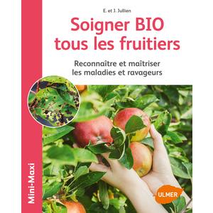 Soigner Bio Tous les Fruitiers 64 pages Éditions Eugen ULMER 407937